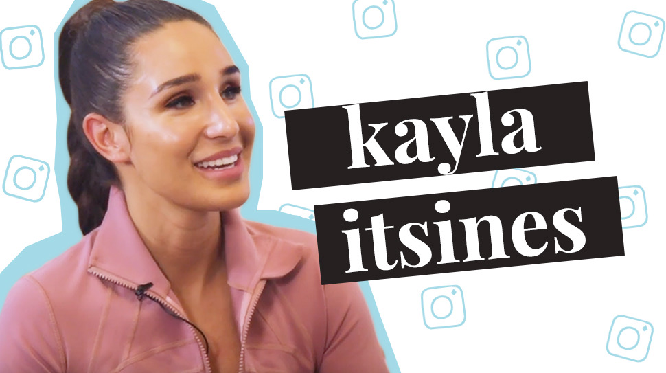 How Kayla Itsines Built A Fitness Empire On Instagram ...