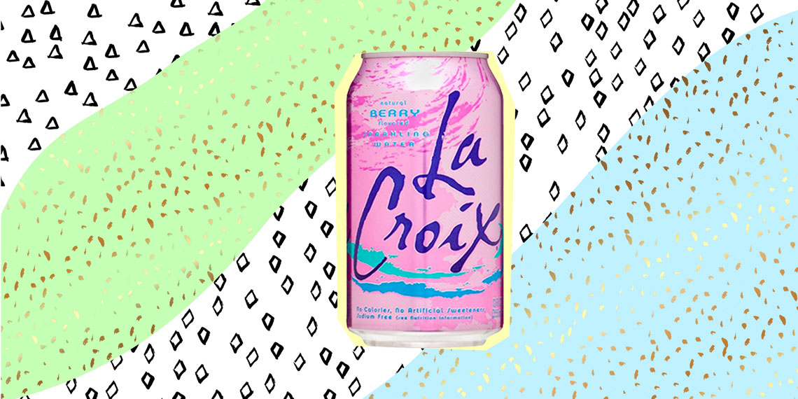 LaCroix and Alcohol pairings