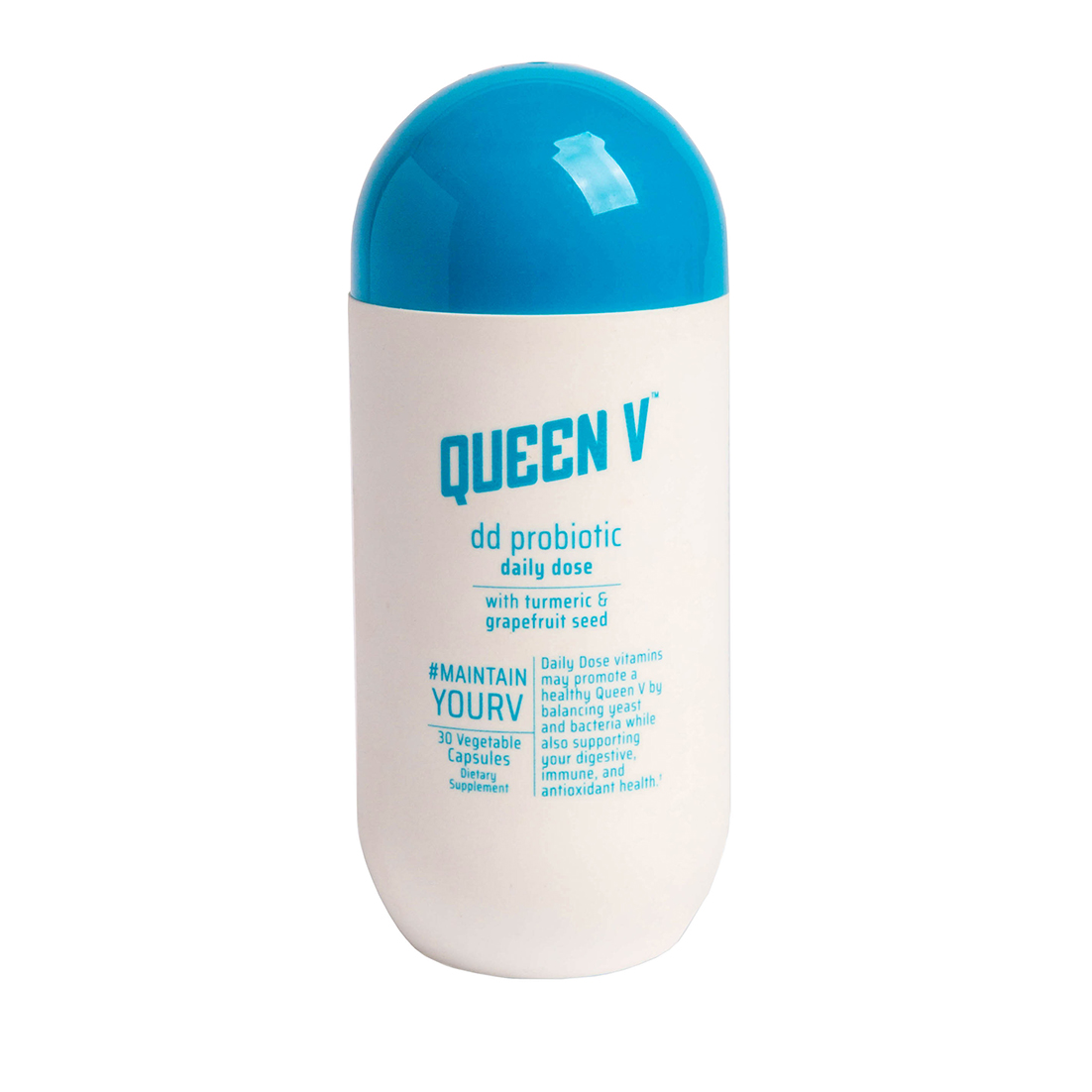 Queen V dd probiotic