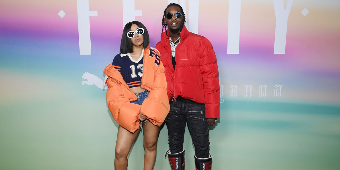 Cardi B And Offset Broke Up Over Cheating Rumors Is It: Cardi B And Offset Broke Up, So I'm Calling Out Sick To