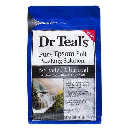 Dr Teal Epsom Salt, how to detox your skin