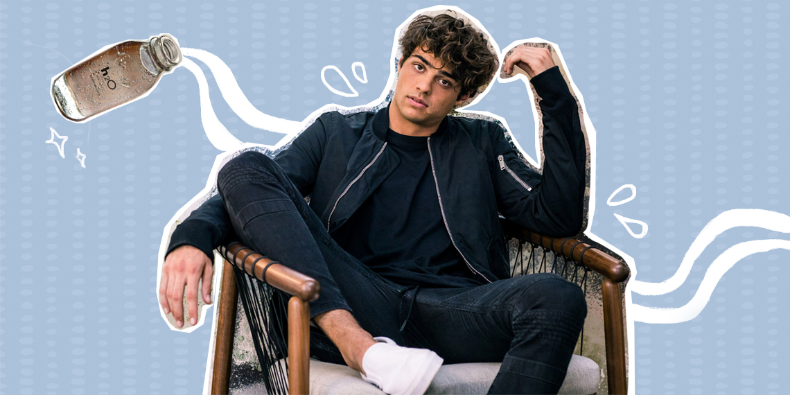Noah Centineo's New Movie 'The Perfect Date' Is So Bad It's Made Him Less Hot