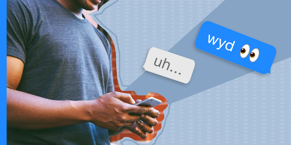 Non-Corny Dating App Openers That Are Better Than 'Hey