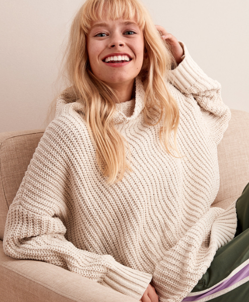 The 5 Comfiest Sweaters Youll Ever Wear For 55 Under Betches