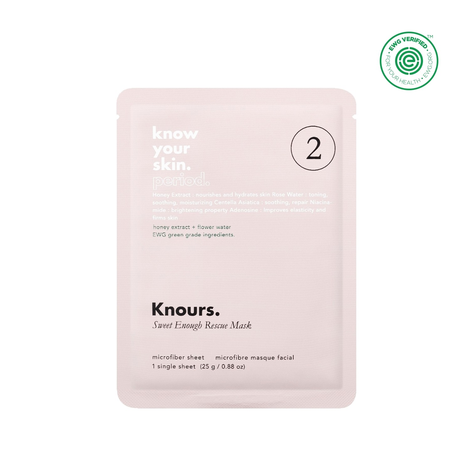 sheet masks for every body part, knours sheet mask