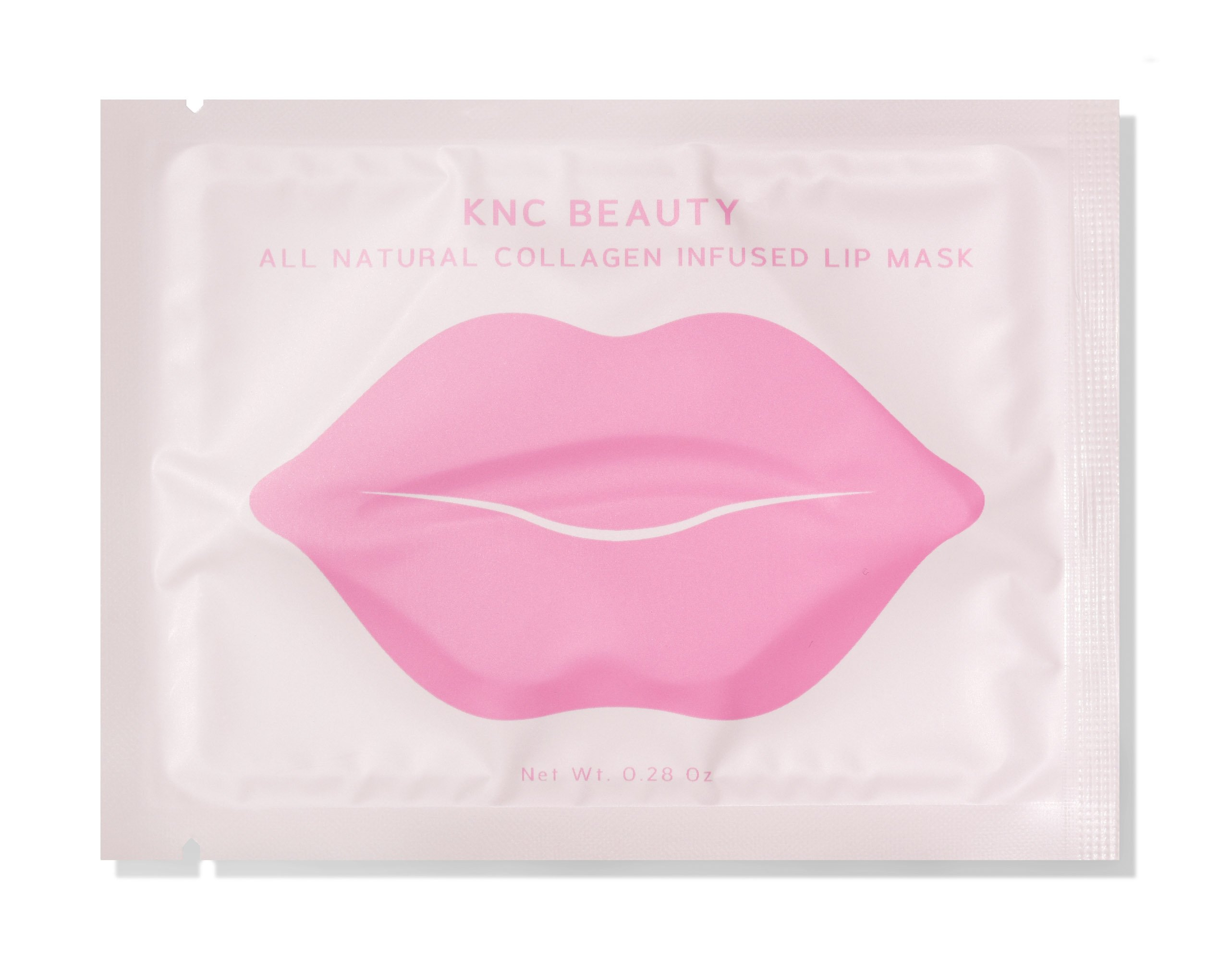 sheet masks for every body part, knc lip masks