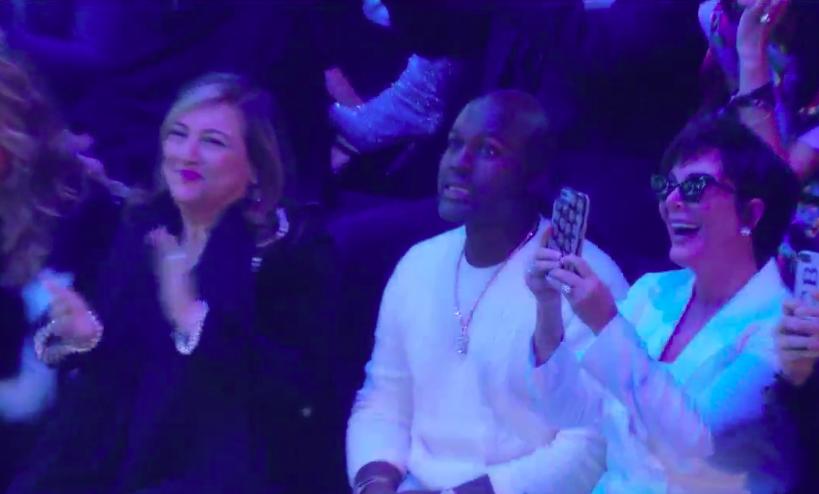 Kris Jenner VS Fashion Show