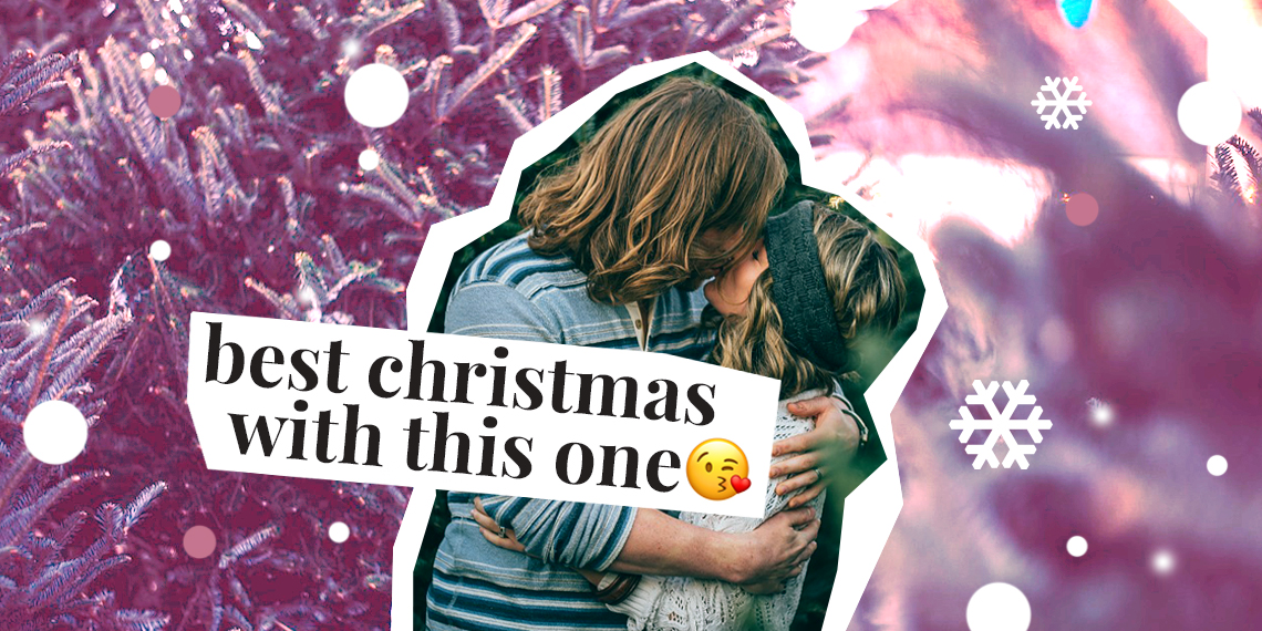 Christmas Captions.These Christmas Couple S Captions Will Make Everyone Hate