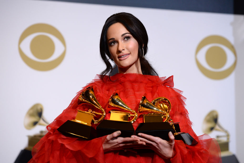 Kacey Musgraves 61st annual grammys