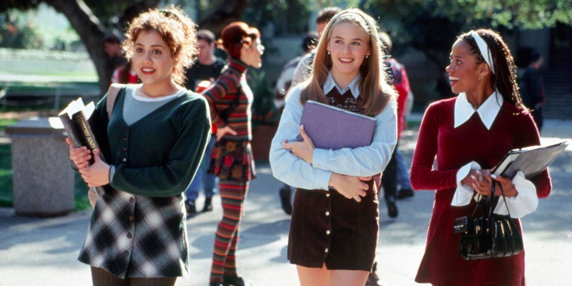 'Clueless' Is Being Made Into A TV Series That Sounds Like A 'Euphoria' Rip-Off