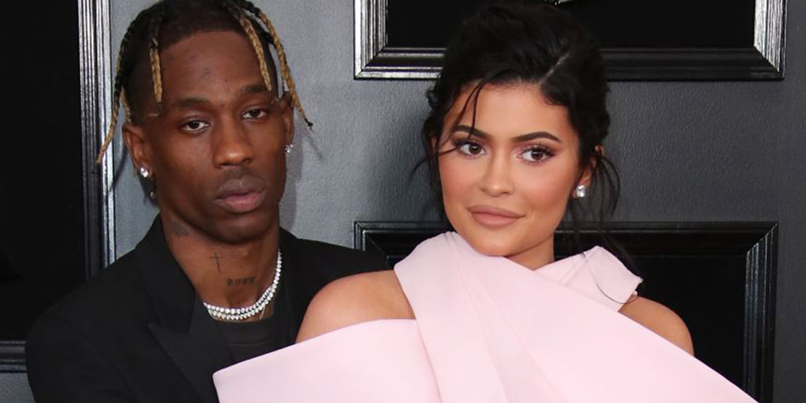 Kylie Jenner And Travis Scott Are Doing 'Playboy'