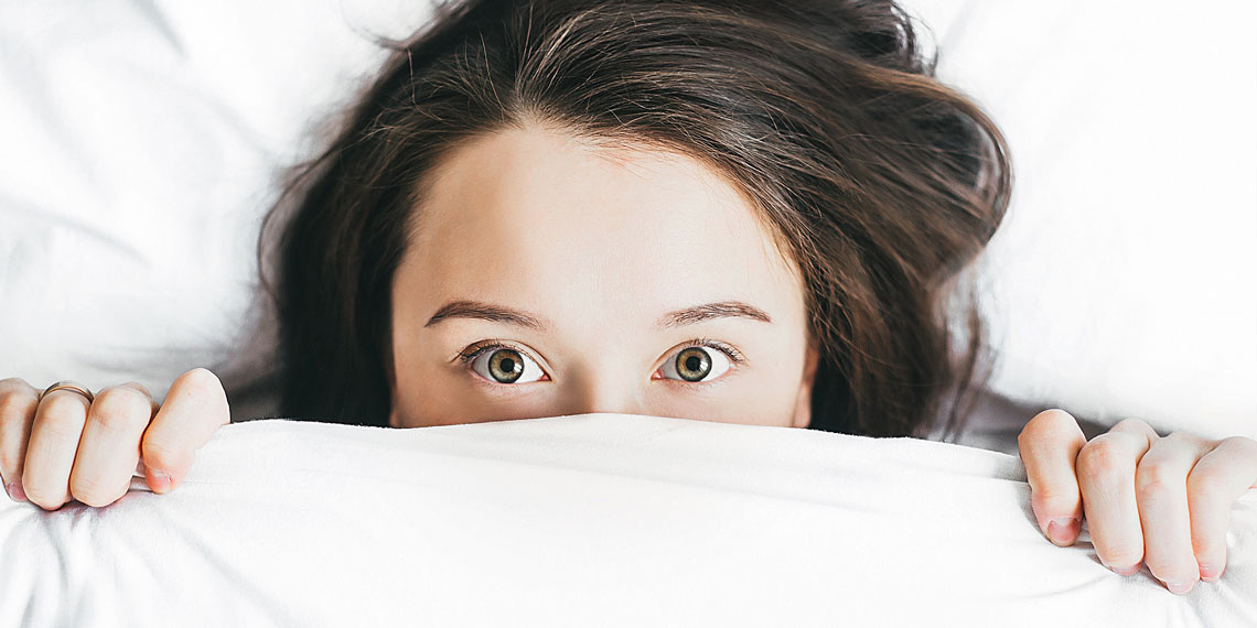 What Living With Insomnia Is Really Like