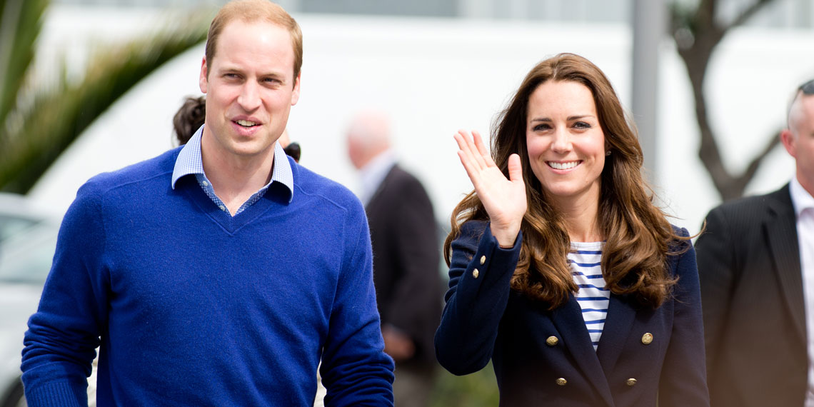 There's A Wild Theory That Prince William Cheated On Kate Middleton