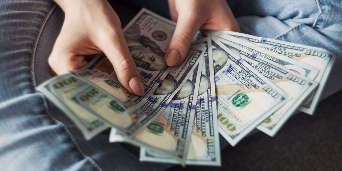 money, saving for retirement