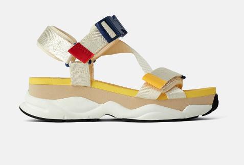 Five Summer Sandal Trends For Under