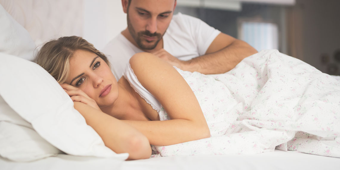 5 Things Men Need To Stop Doing In Bed