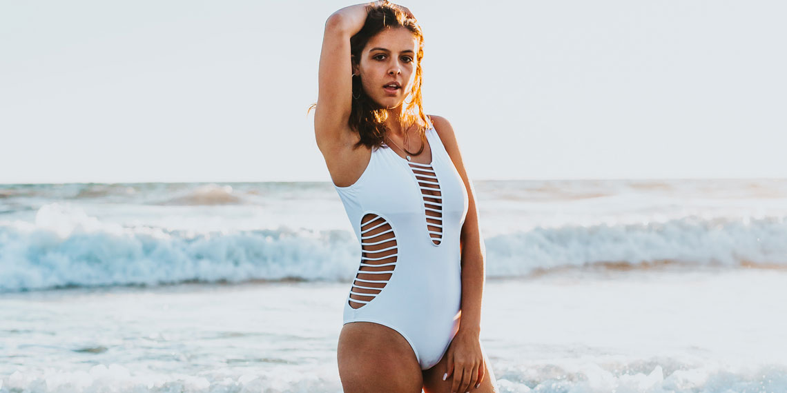 The Cutest Bathing Suits You Can Get On Amazon Right Now
