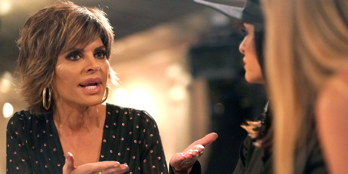 Lisa Rinna Is Dragging LVP For A Good Reason