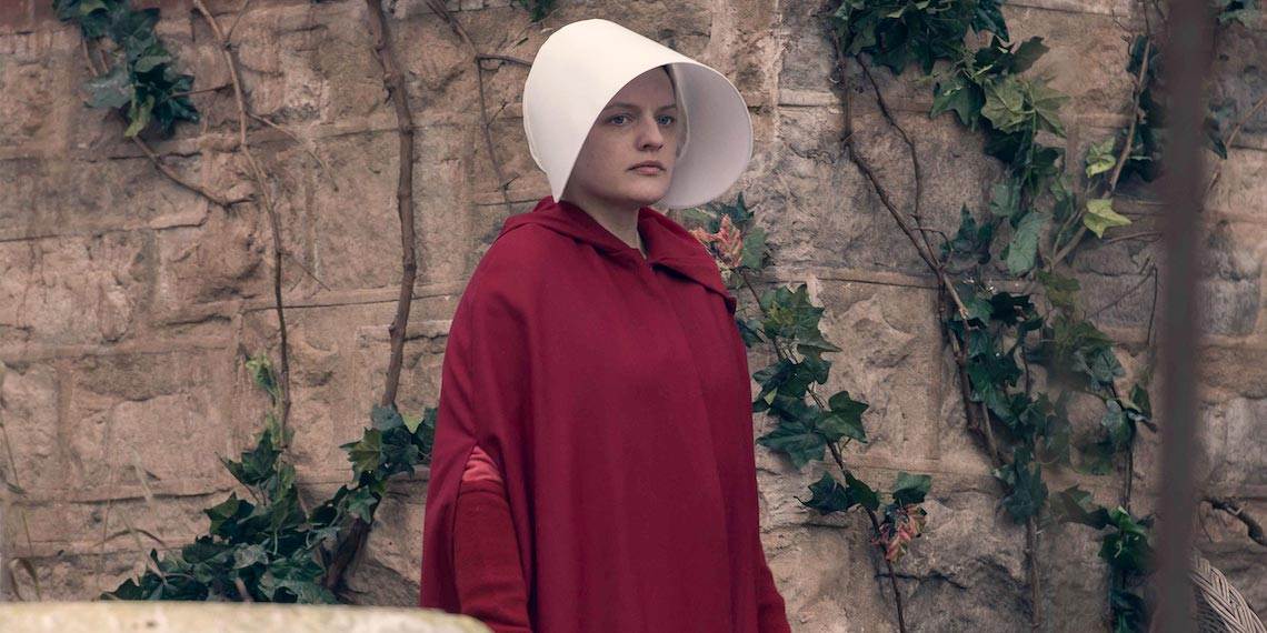 This Couple's 'Handmaid's Tale' Wedding Photos Are Hilariously Awful