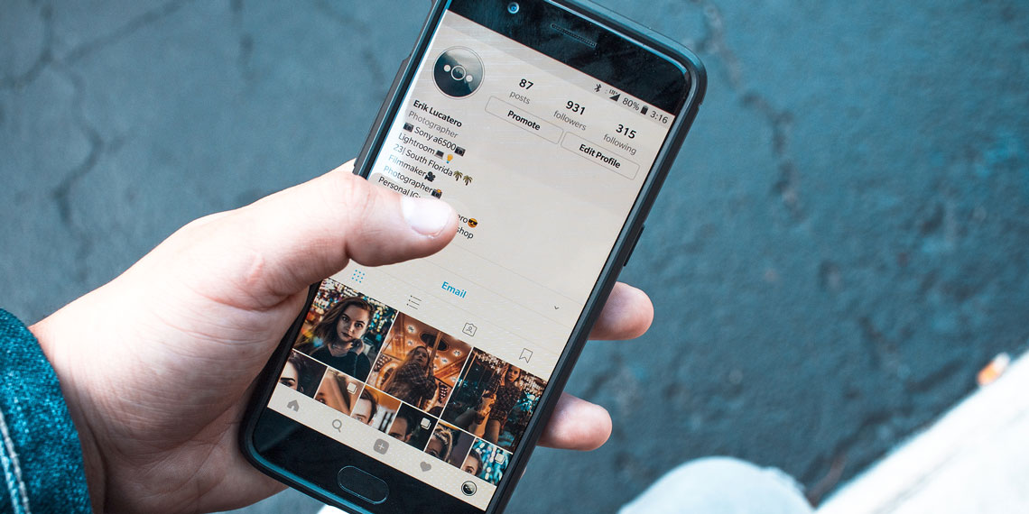 Why Guys Put Their Instagram Handles In Their Dating App Profiles
