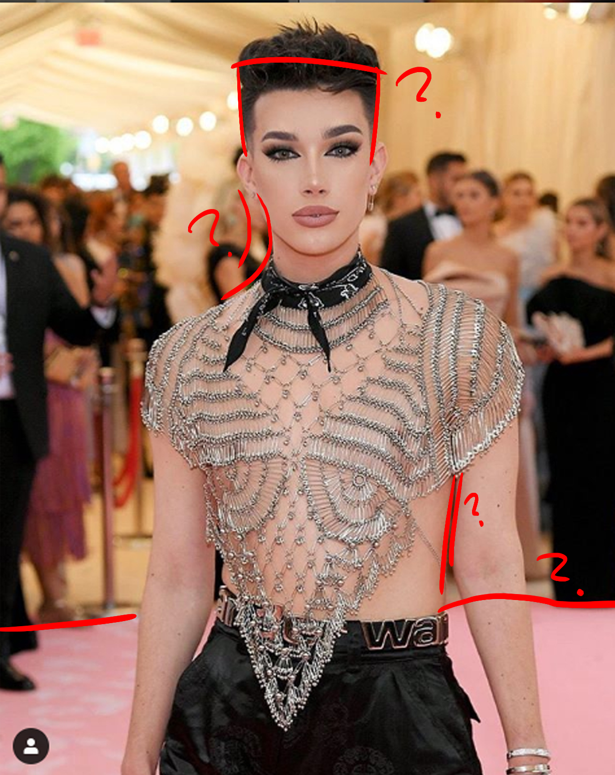 Photoshop Fail Of The Week Is James Charles Still Canceled Betches