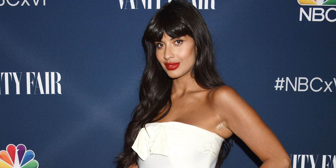 There's A Viral Theory That Jameela Jamil Has Muchausen, & She's Clapping Back | Betches