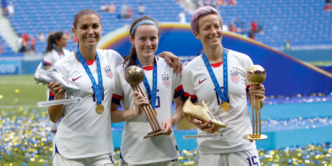 The Players You Need To Know On The US Women's Soccer Team
