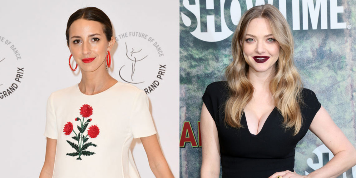 Something Navy & Amanda Seyfried Are Feuding, And It's Intense