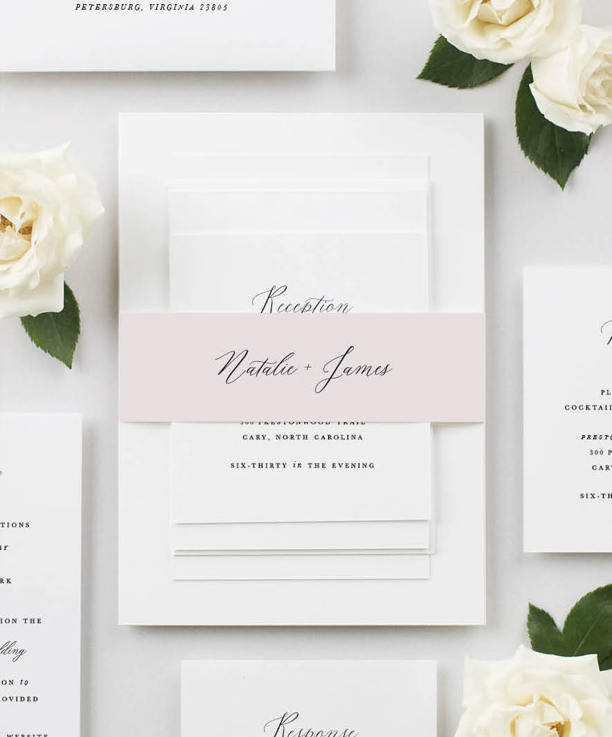 What To Include In Your Wedding Invitation Bundles
