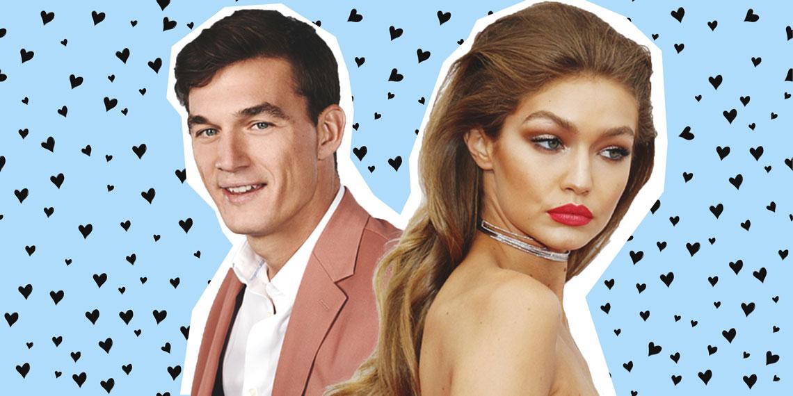 Tyler C and Gigi Hadid