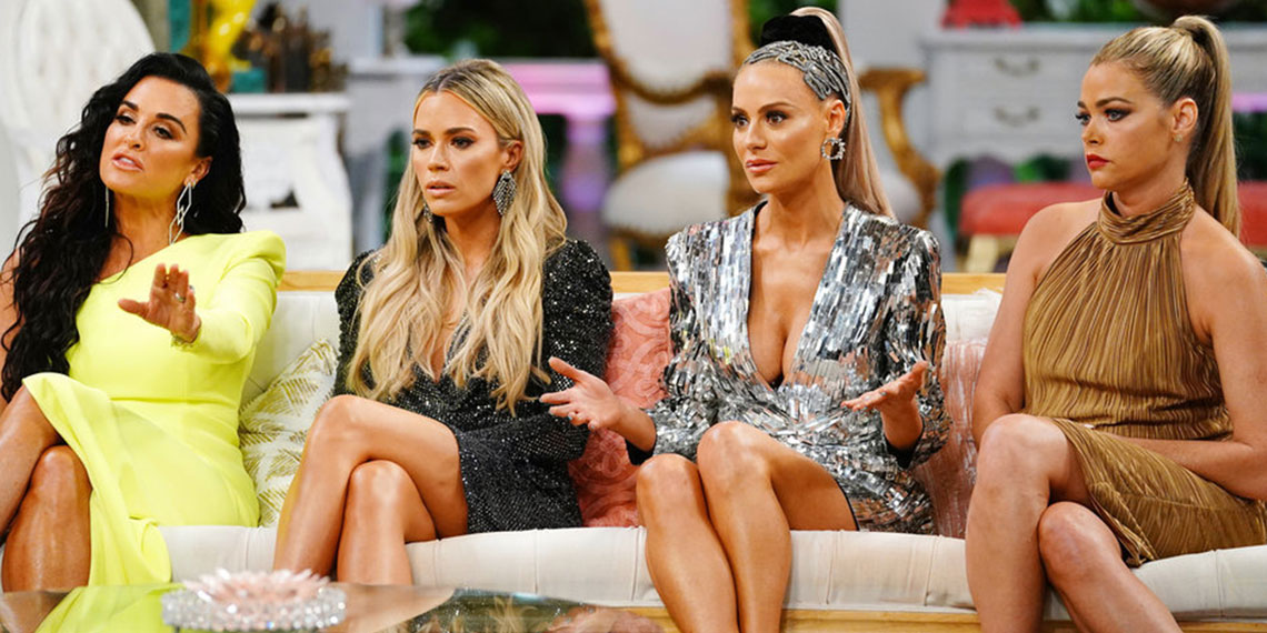 The Rise And Fall Of 'The Real Housewives of Beverly Hills'