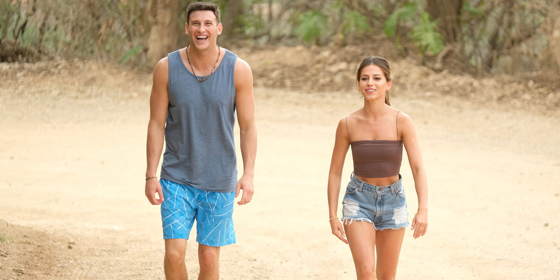The Best 'Bachelor in Paradise' Recap You'll Ever Read: Karma & Kristina Come For Blake