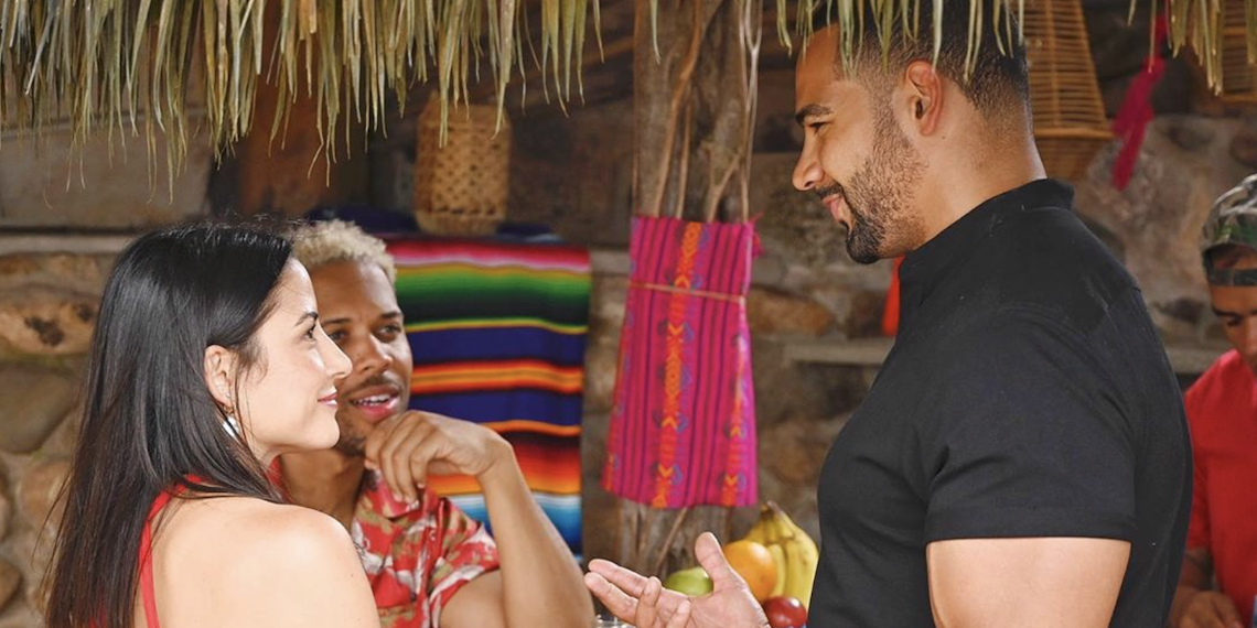 The Best 'Bachelor In Paradise' Recap You'll Ever Read: Does Christian Even Go Here?