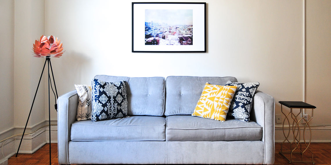 WTFunds: How I Furnished My First Apartment For Less Than $500