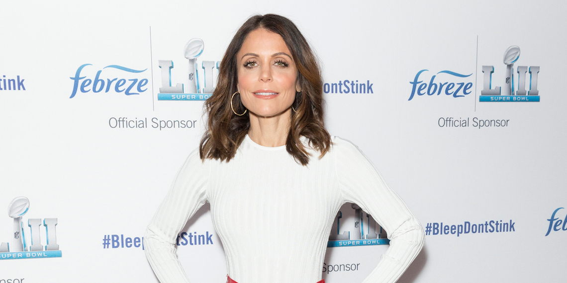 The B Has Left The Building: Bethenny Frankel Is Done With 'RHONY'