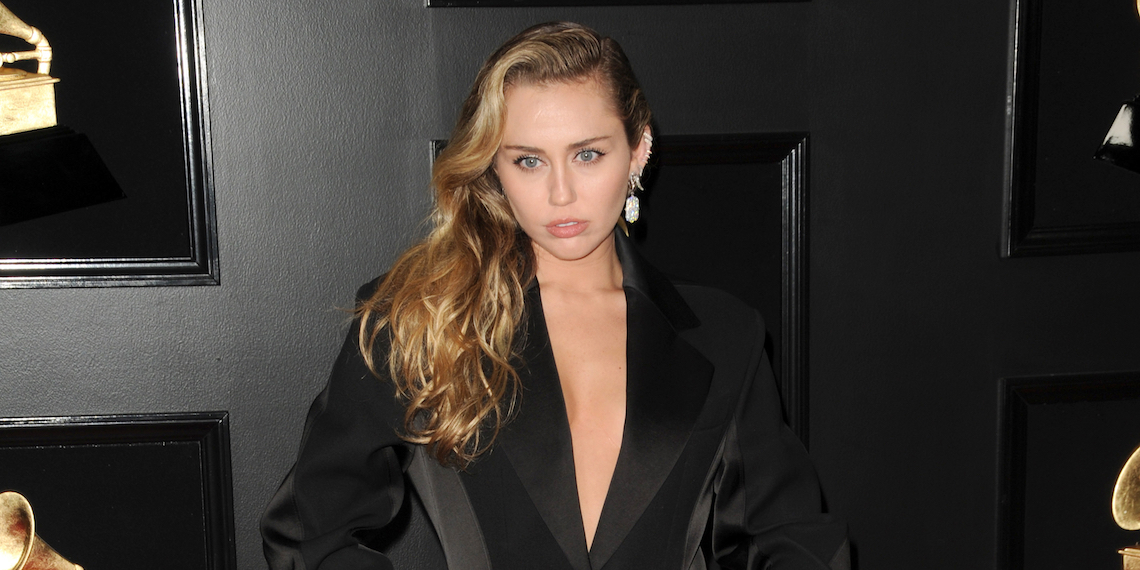 Miley Cyrus Went On An Epic Twitter Rant About Her Breakup