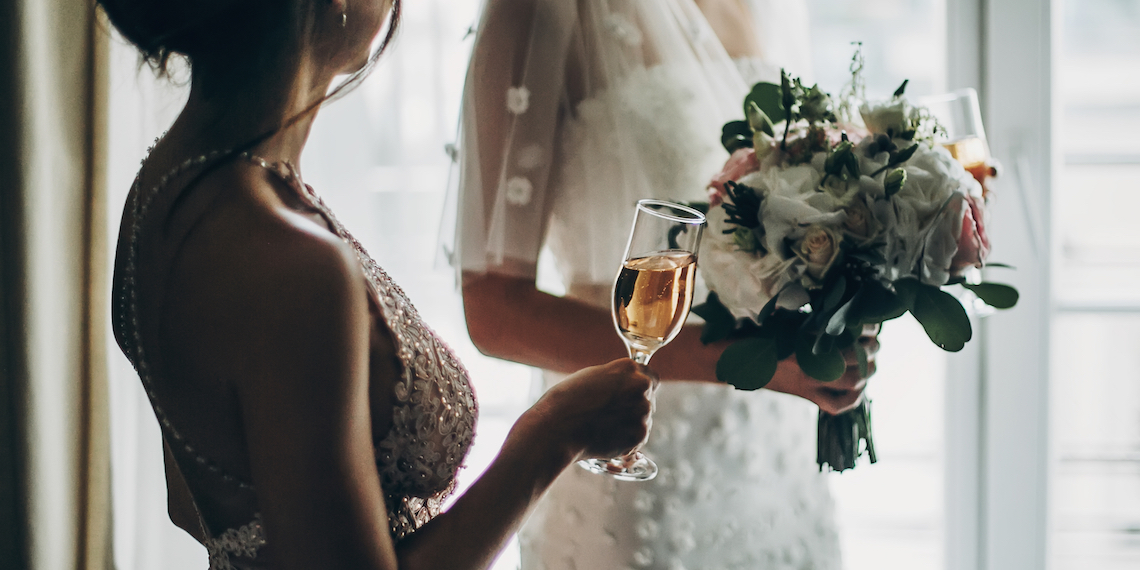 Did This Bridesmaid Get Kicked Out Of A Wedding For Having Cancer?