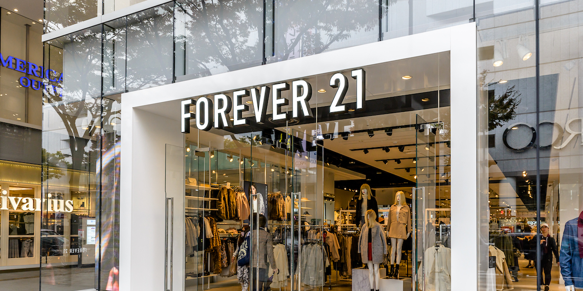 Forever 21 Is Having A Really Bad Week