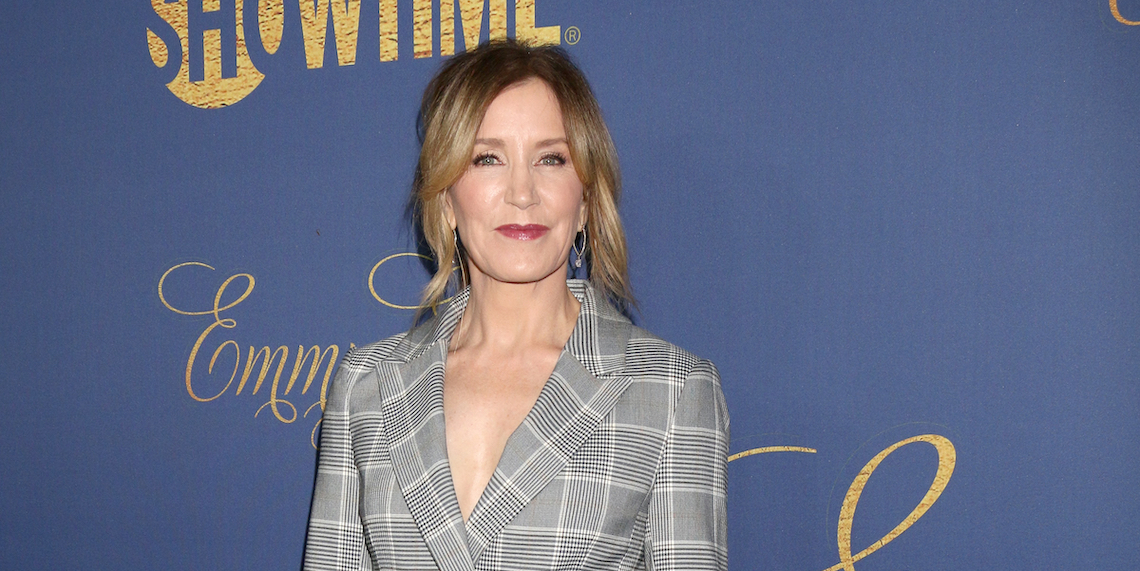Felicity Huffman Is Going To Prison