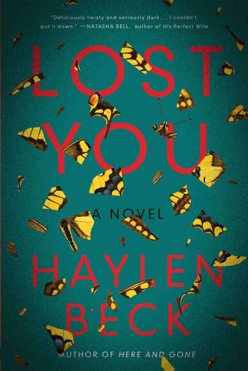 lost you by Hayley beck