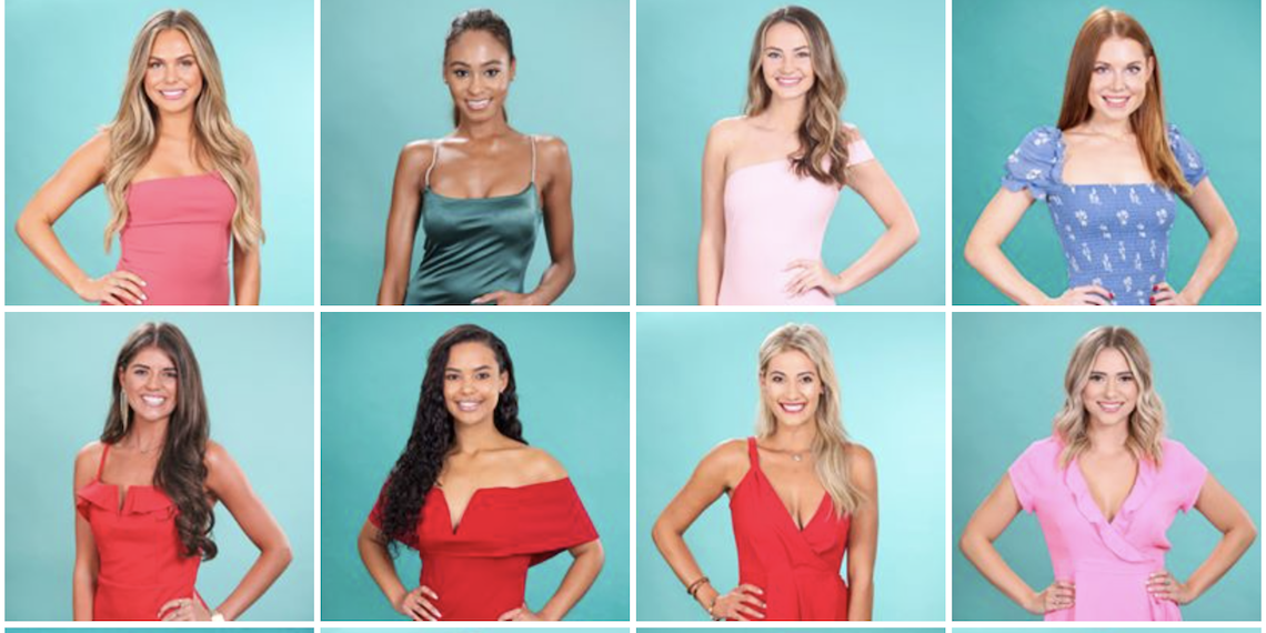 Our First Impressions Of The New 'Bachelor' Contestants