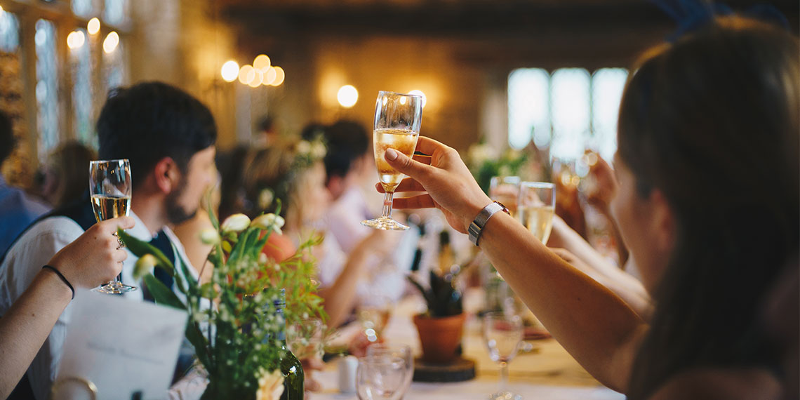 10 Things You Should Never Say In A Wedding Toast