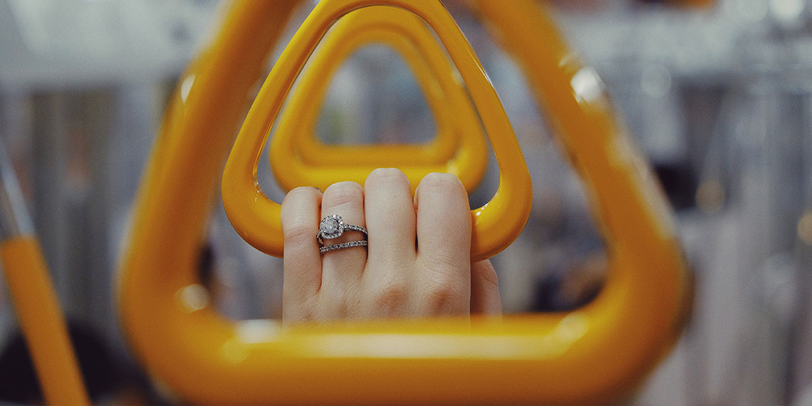 7 Times You Should Take Your Engagement Ring Off