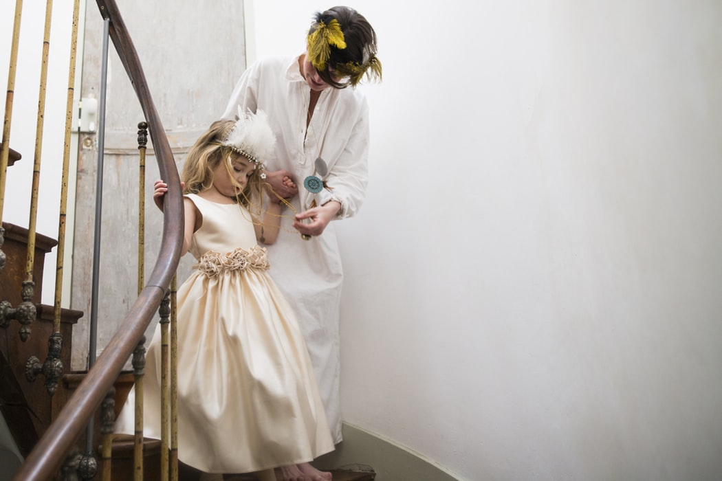Crazy Wedding Story Of The Week: Bride Makes 8-Year-Olds Cry