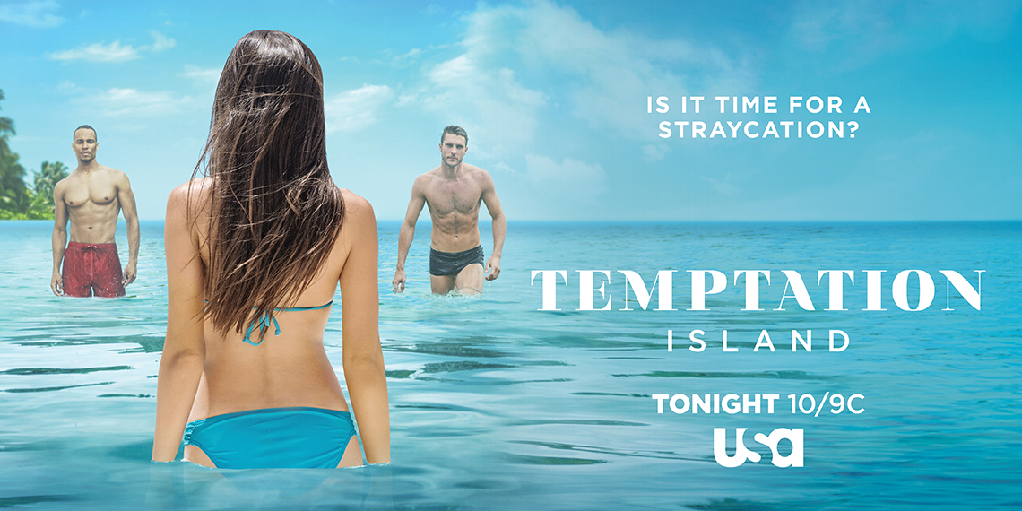 'Temptation Island' Takes Reality TV To A New Level