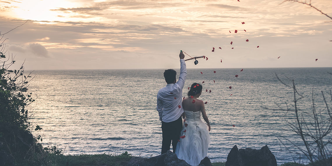 The Most Popular Destinations To Elope Will Make You Want To Cancel Your Wedding