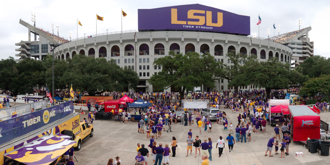 Alabama Freshman Arrested For Calling In A Threat Against LSU