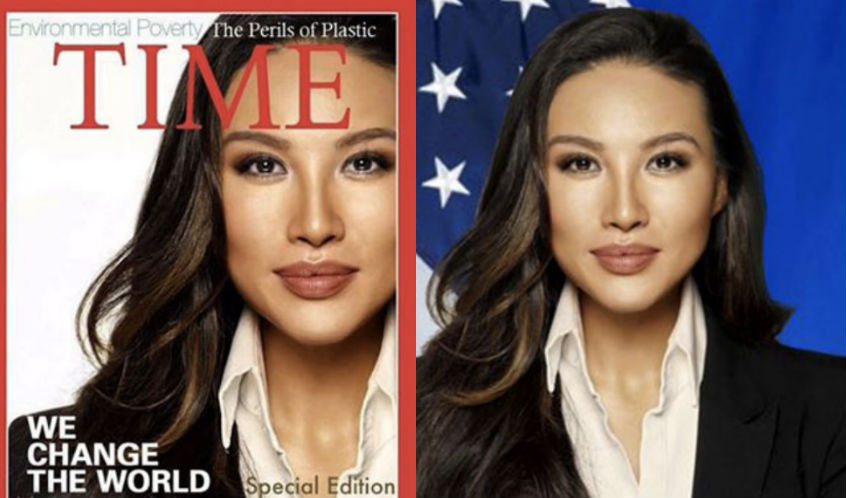 This State Department Staffer Who Made a Fake TIME Cover Is Our New Favorite Scammer