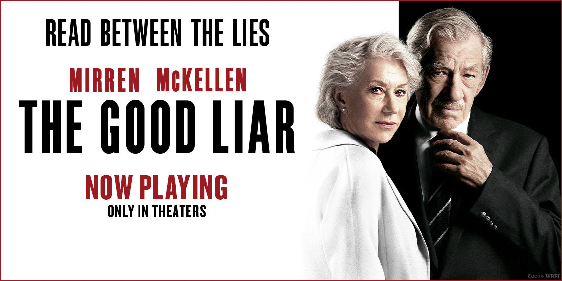 Why 'The Good Liar' Is The Must-See Movie Of The Season