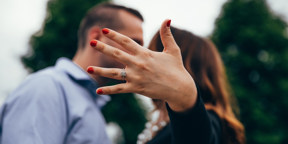 The Best Ways To Announce Your Engagement On Social Media, Ranked